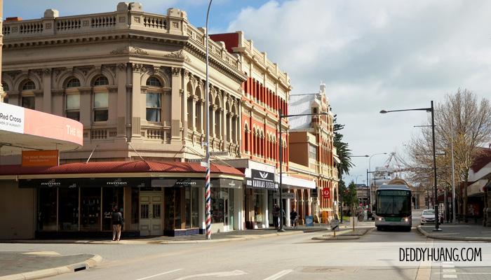 fremantle - Ngapain Aja Selama 4 Hari 3 Malam di Perth, Australia?