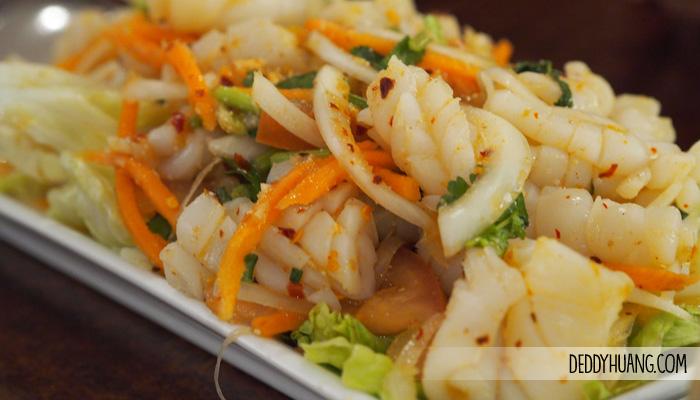 spicy-salad-squid-corner-cafe-perth