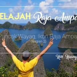 banner puncak wayag - Jelajah Raja Ampat: Puncak Wayag, Ikon Raja Ampat