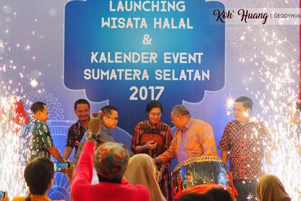 Catat Tanggal dan Ambil Cuti Kalian, Kalender Event Sumatera Selatan 2017 Sudah Keluar