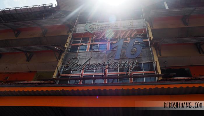 pasar 16 ilir palembang - 5 Paket Wisata Palembang Terpopuler