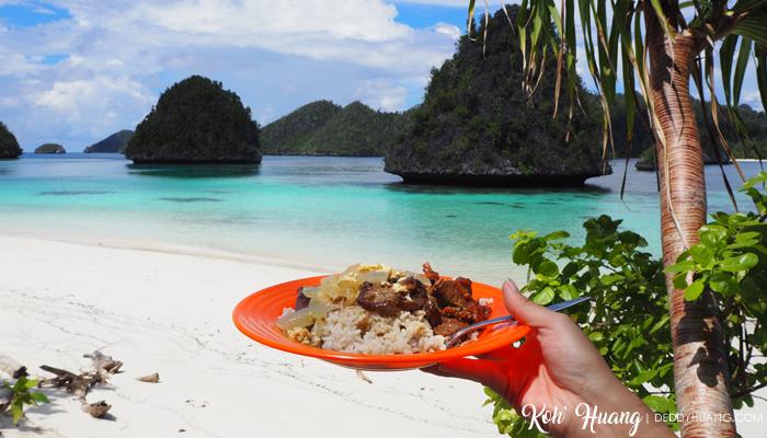pulau wayag cantik - Jelajah Raja Ampat: Puncak Wayag, Ikon Raja Ampat