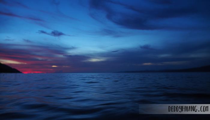 senja di raja ampat indah - Jelajah Raja Ampat: Pulau Mansuar, Surga Wisata Bahari Indonesia Mendunia (Bagian 1)
