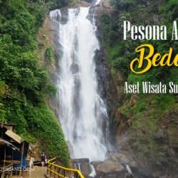 banner air terjun bedegung - Pesona Air Terjun Bedegung, Aset Wisata Sumatera Selatan