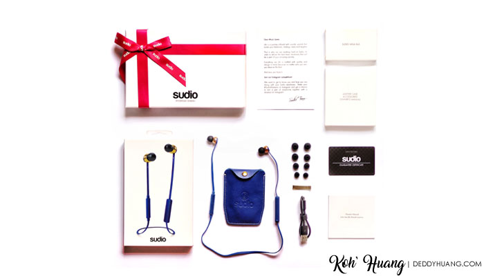 unboxing sudio vasa bla - Sudio Vasa Bla, Bluetooth Earphones Kualitas Audio Baik