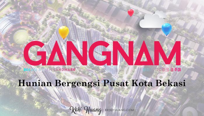 banner gangnam district - Gangnam District Hunian Bergengsi Pusat Kota Bekasi