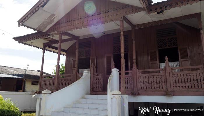 Rumah Ibu Fatmawati - Bengkulu