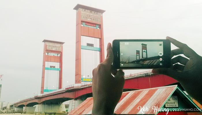 jembatan ampera palembang - Datang Ke Palembang Enaknya Cari Makan Apa?