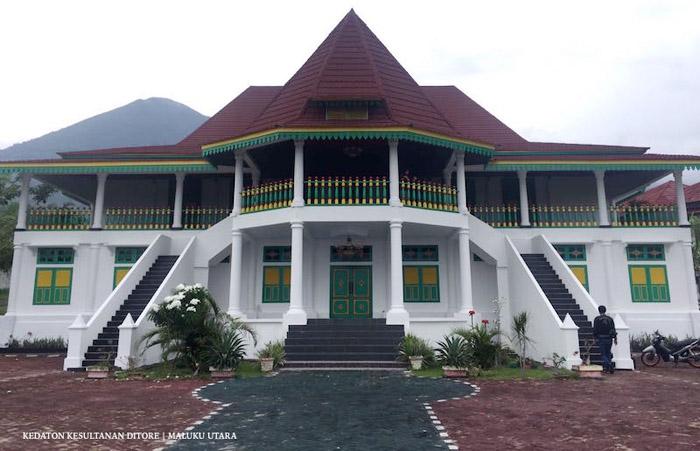 kedaton 03 copy - Visit Tidore Island - Merekam Jejak Wisata Pulau Rempah