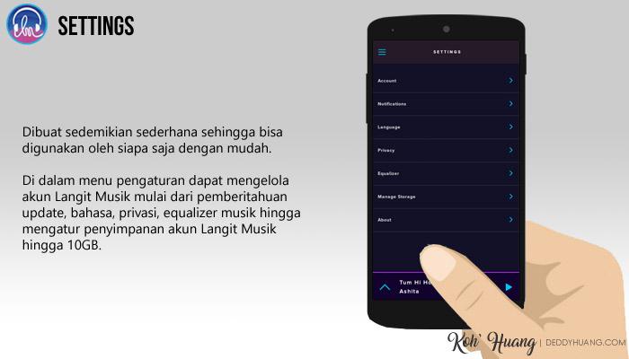 settings - Langit Musik, Cara Keren Nikmati Musik Digital Secara Legal