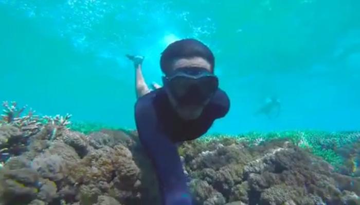 snorkeling - Visit Tidore Island - Merekam Jejak Wisata Pulau Rempah