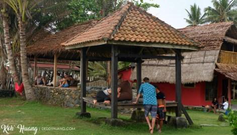 bale bale - Akomodasi Strategis di Krui, Pesisir Barat Lampung