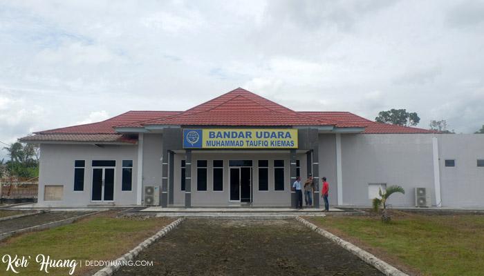 bandara udara muhammad taufiq kiemas - Akomodasi Strategis di Krui, Pesisir Barat Lampung