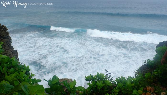 batu liang - Jelajah Pesona Pulau Pisang, Krui (Bagian 1)