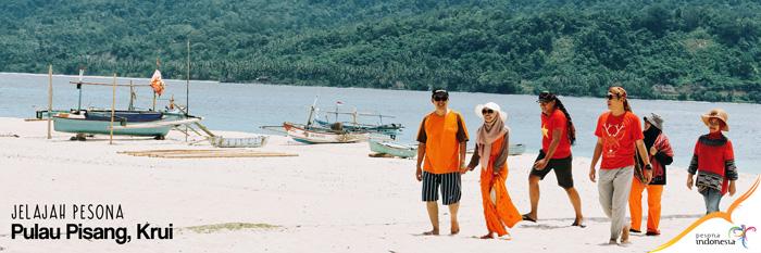 jelajah pesona pulau pisang - Jelajah Pesona Pulau Pisang : Bertemu Teman Baru (Bagian 2)