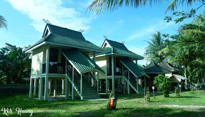 perumahan dinas pariwisata krui1 - Akomodasi Strategis di Krui, Pesisir Barat Lampung