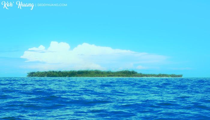 pulau pisang jauh - Jelajah Pesona Pulau Pisang, Krui (Bagian 1)