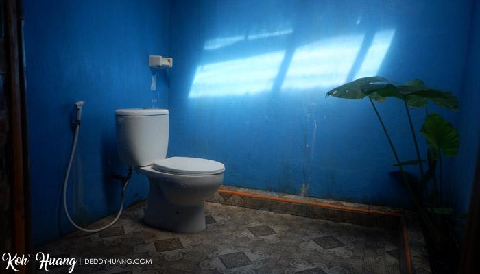 toilet matur wulun - Akomodasi Strategis di Krui, Pesisir Barat Lampung