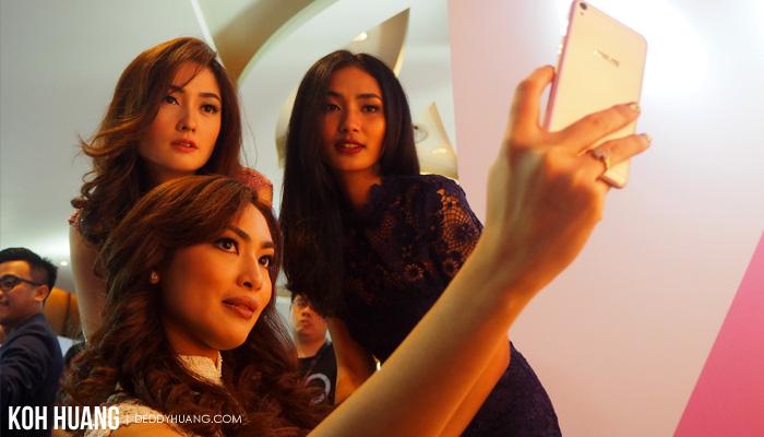 tiga cewek cantik - 4 Alasan Tidak Membeli ZenFone Live