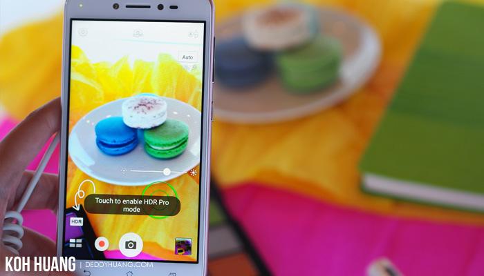 zenfone live camera1 - 4 Alasan Tidak Membeli ZenFone Live