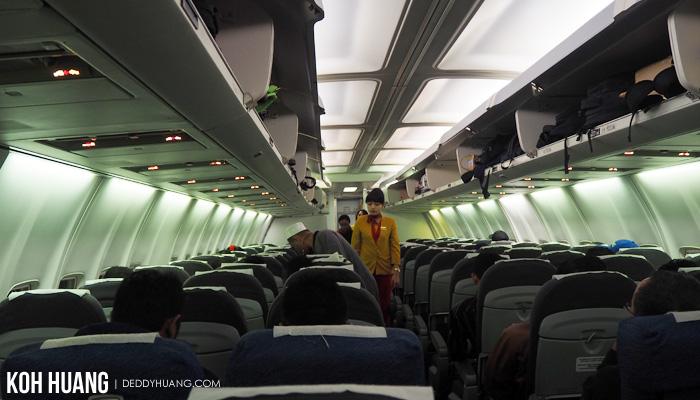 foto dalam pesawat - Tips Nyaman Cegah Ketinggalan Pesawat