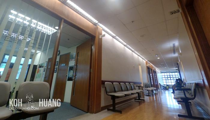ruang tunggu dokter di meaka - Panduan Berobat ke Melaka : Mahkota Medical Centre