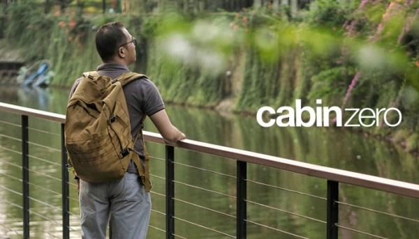CabinZero Backpack Review : Besar dan Modis
