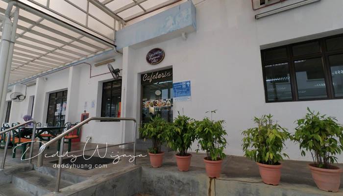 cafetaria adventist - Panduan Berobat ke Penang : Penang Adventist Hospital