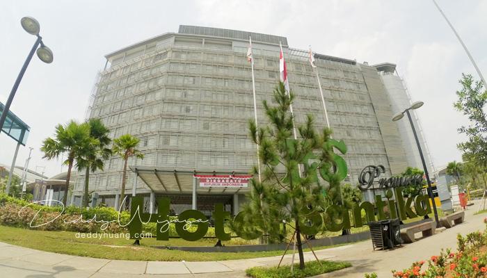 hotel santika premier bsd - Pelesiran Menikmati Kawasan BSD City