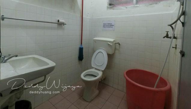 kamar mandi apartemen wayton - Panduan Berobat ke Penang : Penang Adventist Hospital