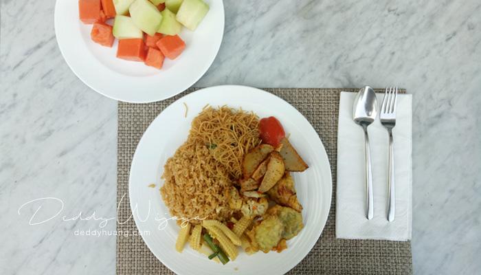 menu sarapan pagi santika bsd - Pelesiran Menikmati Kawasan BSD City