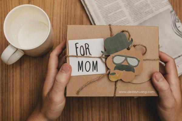 Kado Kebahagiaan Untuk Mama Dari Prelo