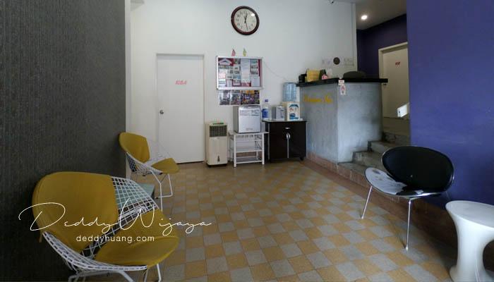 ruang tamu doubletree - Panduan Berobat ke Penang : Penang Adventist Hospital