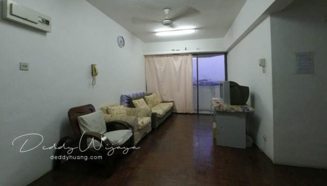 ruang tamu wayton court - Panduan Berobat ke Penang : Penang Adventist Hospital