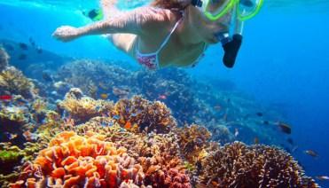 snorkeling di bali - Aku Patah Hati! Bali, Tolong Sembuhkan Aku