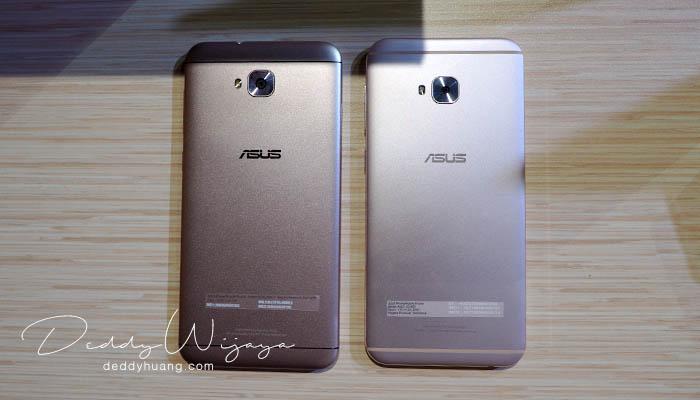 bodi belakang zenfone 4 selfie - 7 Perbedaan ASUS ZenFone 4 Selfie dan ZenFone 4 Selfie Pro