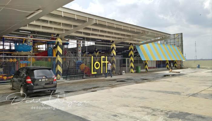 loft palembang indah mall