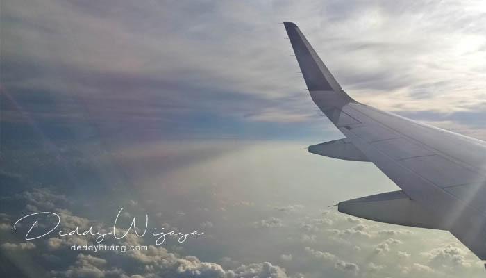 morning flight - Resorts World Genting, Perjalanan yang Mendebarkan Hati