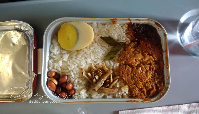 nasi lemak air asia - Resorts World Genting, Perjalanan yang Mendebarkan Hati
