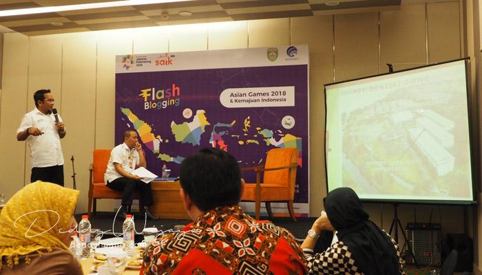 3 - Blogger Palembang Sarasehan Bersama KOMINFO