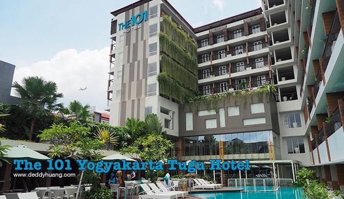 hotel bintang 4 di jogja - The 1O1 Yogyakarta Tugu Hotel