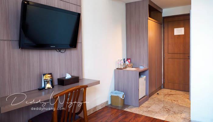 interior kamar hotel anugerah - Berbagi Pengalaman Klaim Best Price Guarantee Traveloka