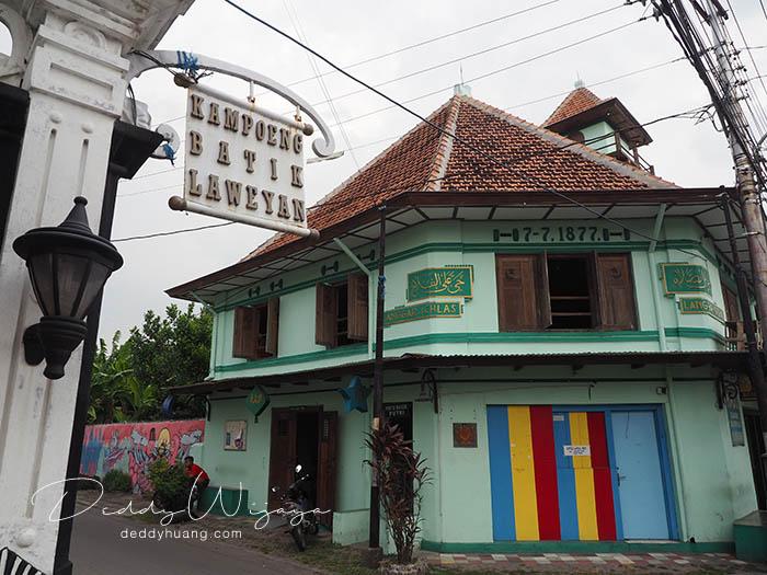 kampung batik laweyan - Antara Solo dan Yogjakarta Kita Jatuh Cinta #JadiBisa
