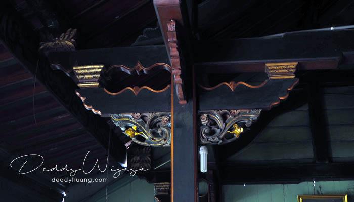 ornamen1 - Pasar Baba Boentjit, Warna Baru Wisata Kota Palembang