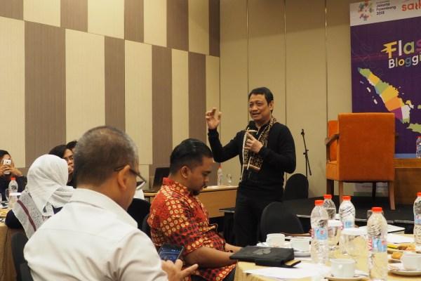 Blogger Palembang Sarasehan Bersama KOMINFO