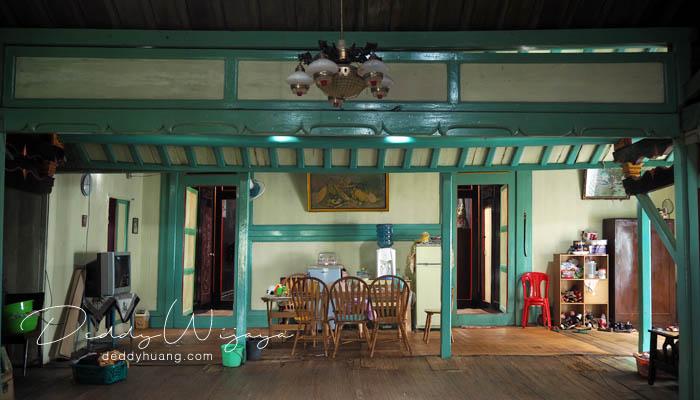 ruang dalam - Pasar Baba Boentjit, Warna Baru Wisata Kota Palembang