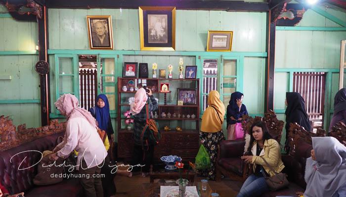 ruang tamu - Pasar Baba Boentjit, Warna Baru Wisata Kota Palembang