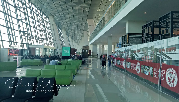ruang tunggu terminal 3 soekarno hatta - Tahukah Kamu di Terminal 3 Bandara Soekarno Hatta Ada Ruang Mandi?