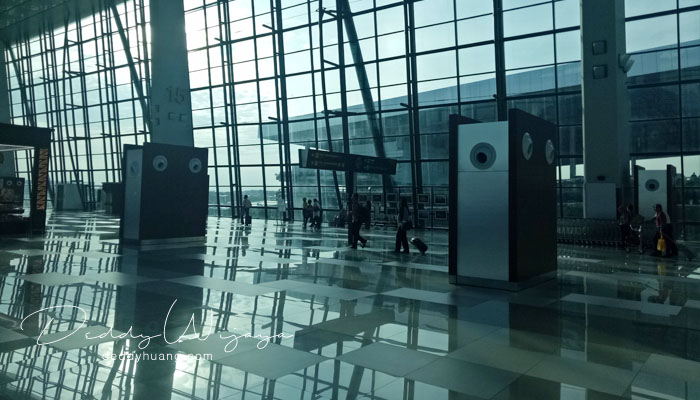 terminal 3 bandara soekarno hatta - Tahukah Kamu di Terminal 3 Bandara Soekarno Hatta Ada Ruang Mandi?