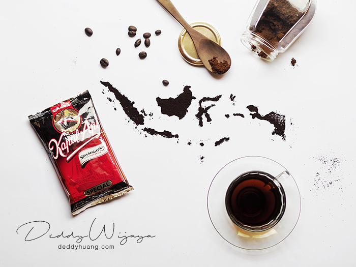 peta kopi indonesia - Secangkir Semangat Kopi Kapal Api Jelas Lebih Enak